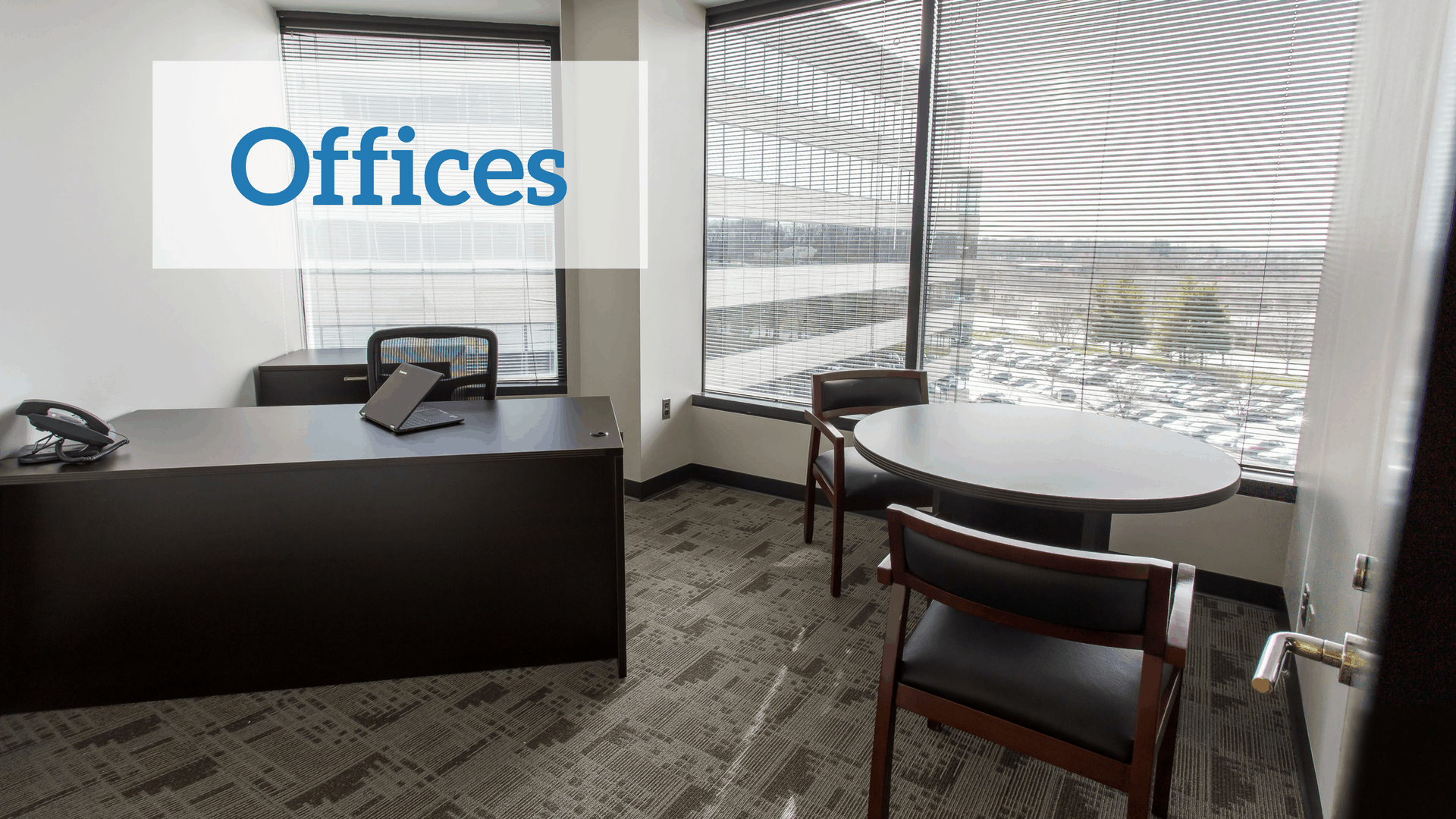 Small business office space rental