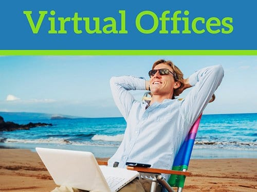 virtual packages allow you to office from anywhere